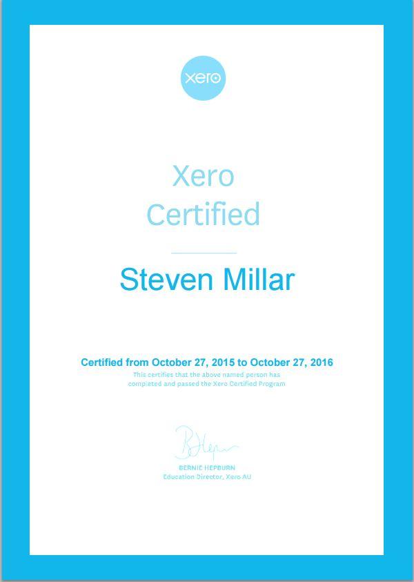 Xero Certified Sjm Accountants Pty Ltd